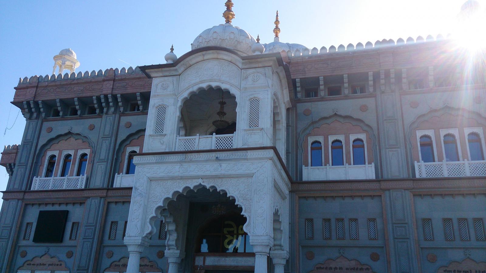 the sri guru nanak darbar gurdwara essay
