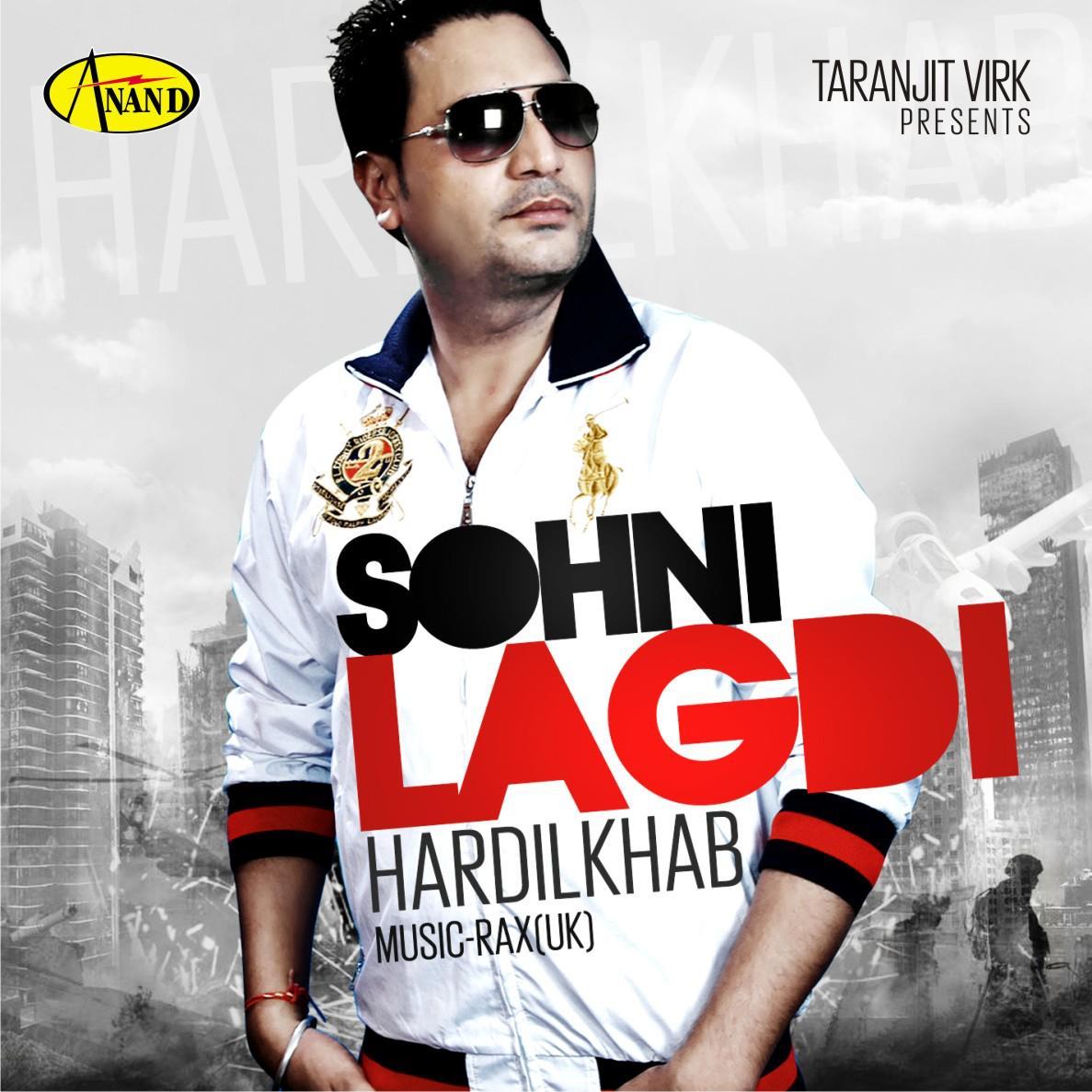 87 hardil khab sohni lagdi music rax uk singer hardil khab music rax
