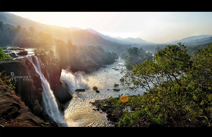 Name:  Athirappilly Falls situated in Thrissur district, Kerala.jpg