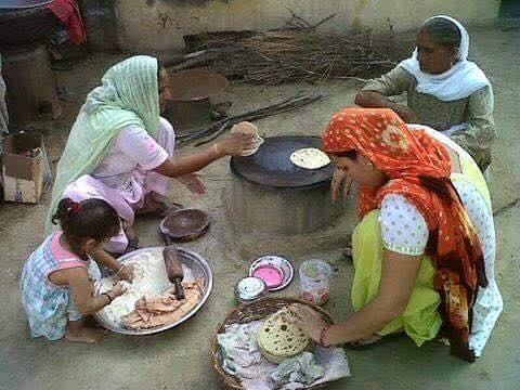 Name:  bibi making roti.jpg
