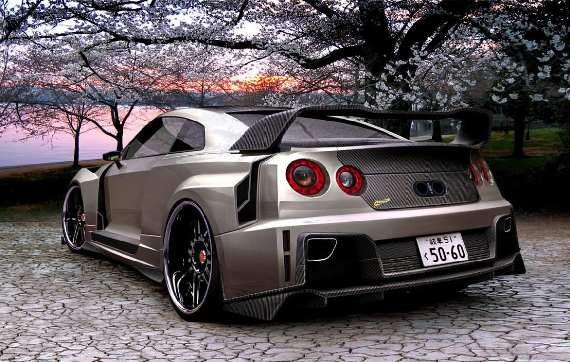 Nissan Gtr Body Kit
