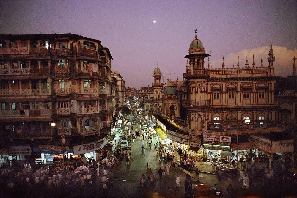 Mumbai city!