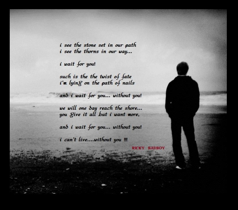 I Will Wait For You To Love Me Quotes Archidev