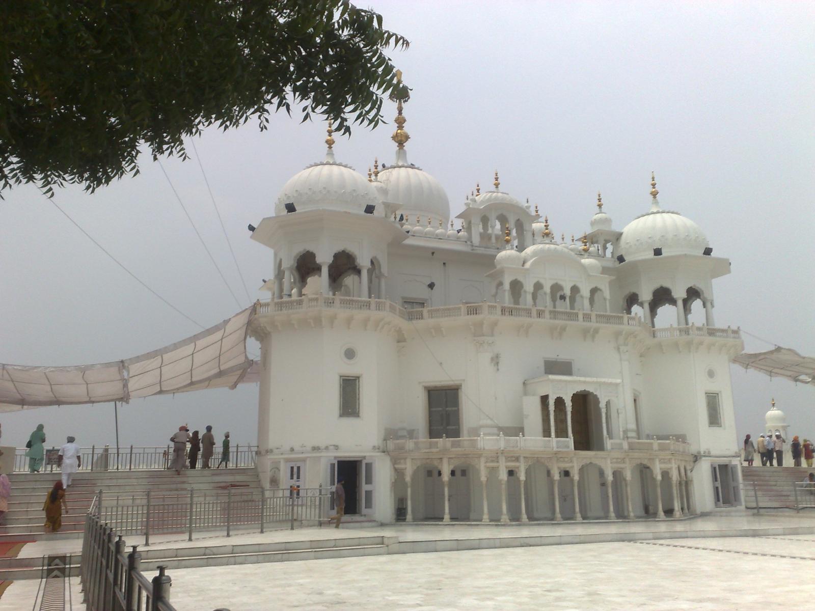 Gurudwara Keshgarh Sahib, Anandpur Sahib
