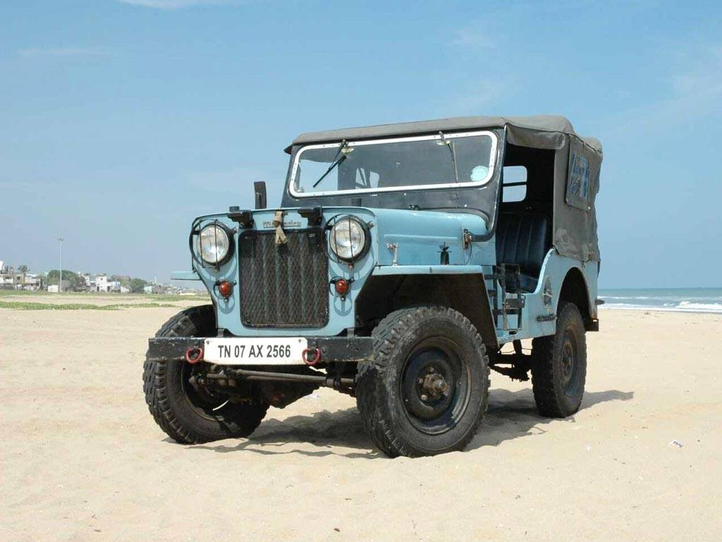history of the jeep in india. Black Bedroom Furniture Sets. Home Design Ideas