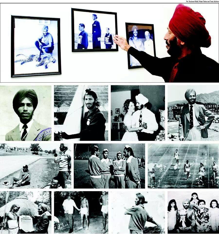 Milkha Singh-Still Running on a Dream - YouTube
