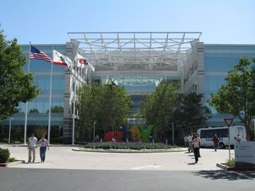 ebay head office. PayPal Head Office In California Ebay Head Office