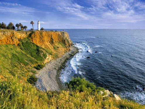Beautiful Nature Of California