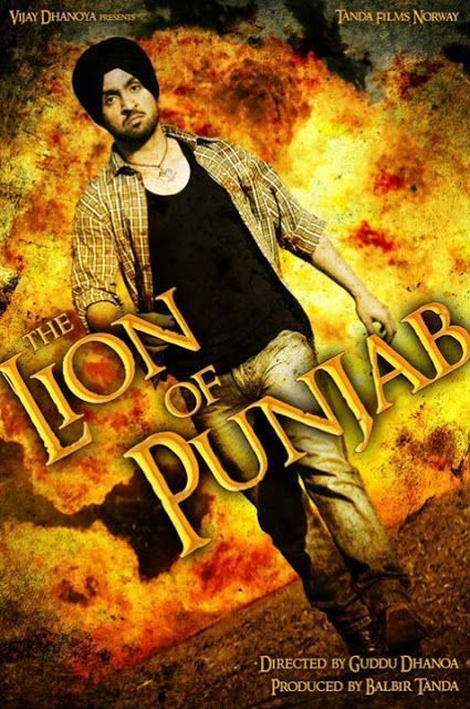 The Lion of Punjab – Diljit Dosanjh's Punjabi film