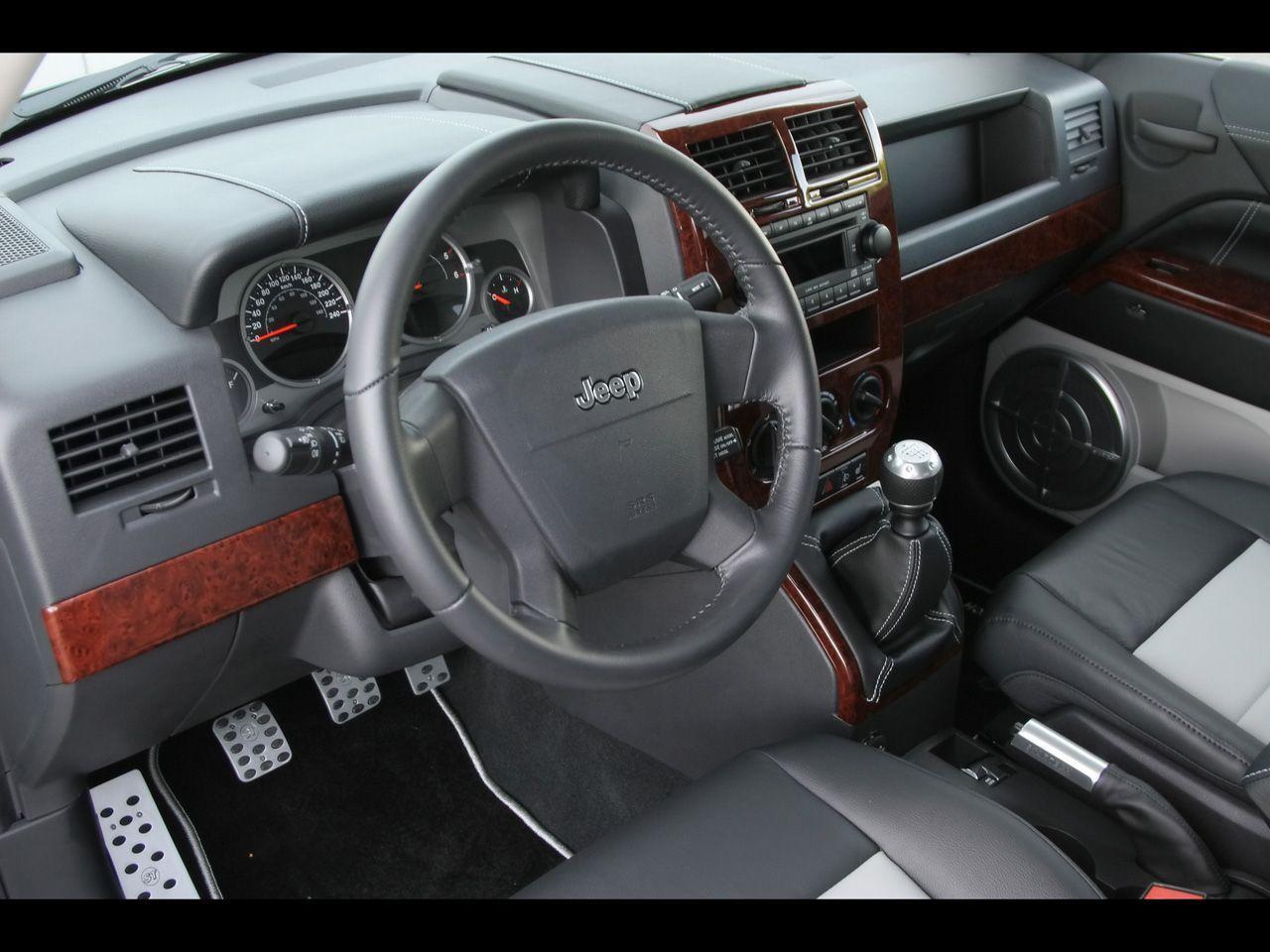 startech jeep patriot - 2008