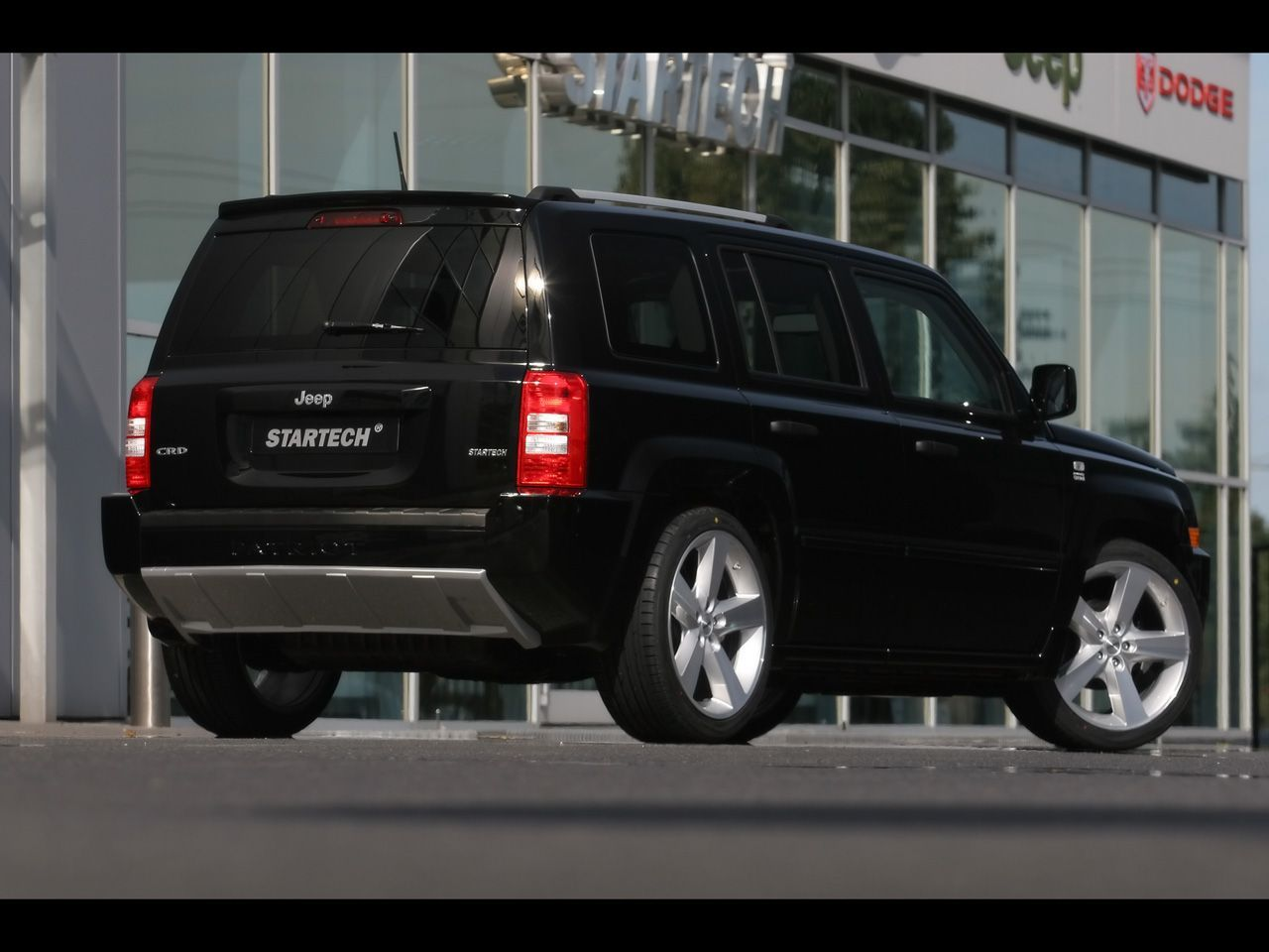 Startech Jeep Patriot 2008