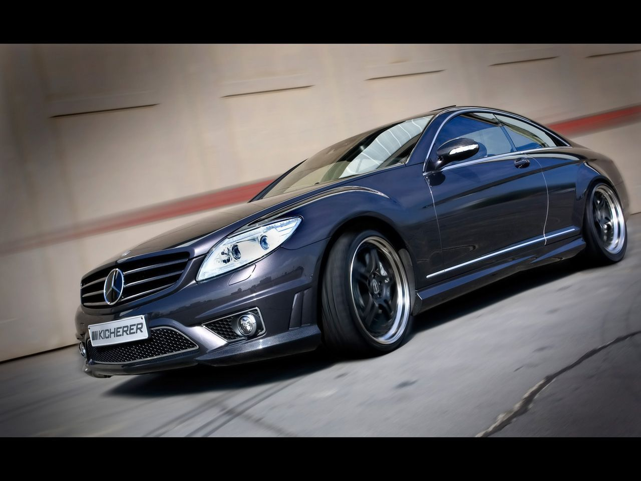 Kicherer Mercedes-Benz CL 60 Coupe