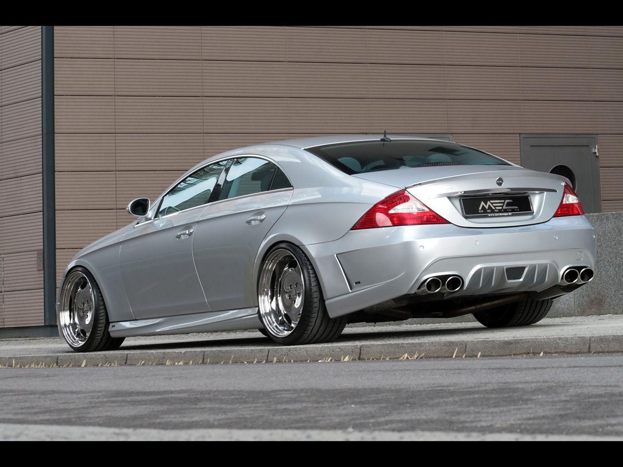 2009 C63 Amg >> MEC Design Mercedes-Benz CLS - 2009