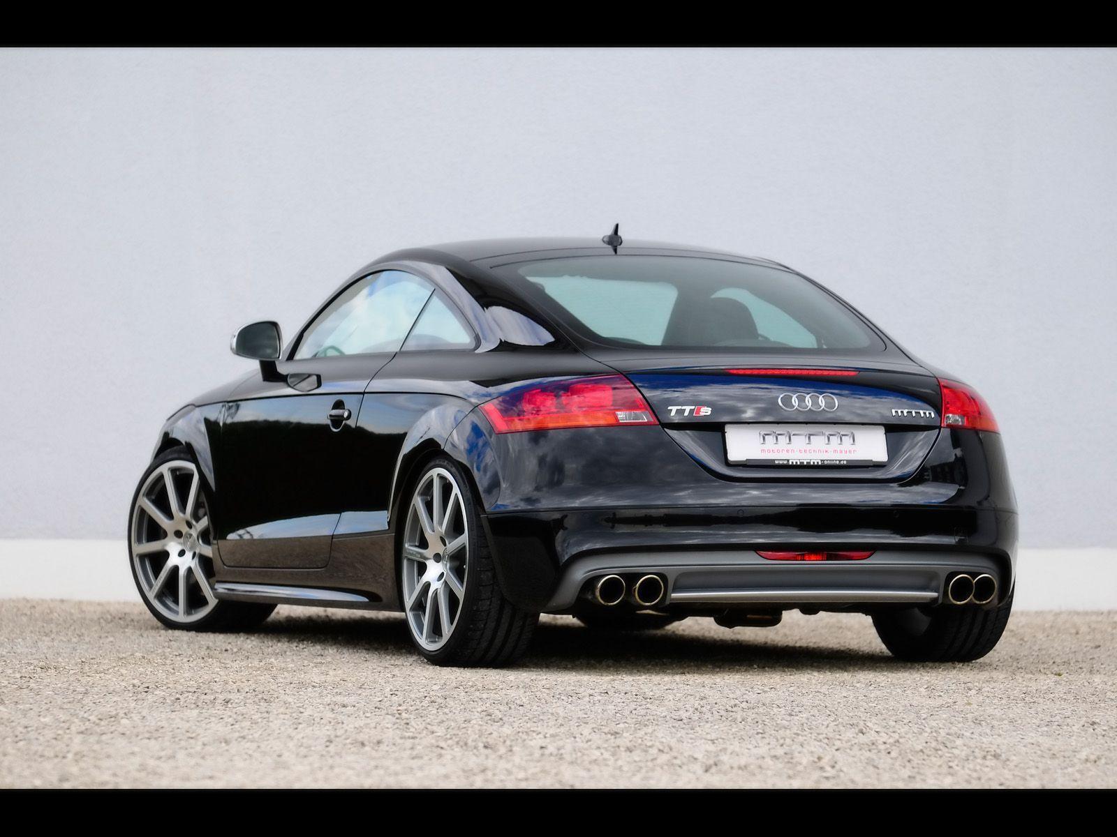 MTM Audi TTS - 2009