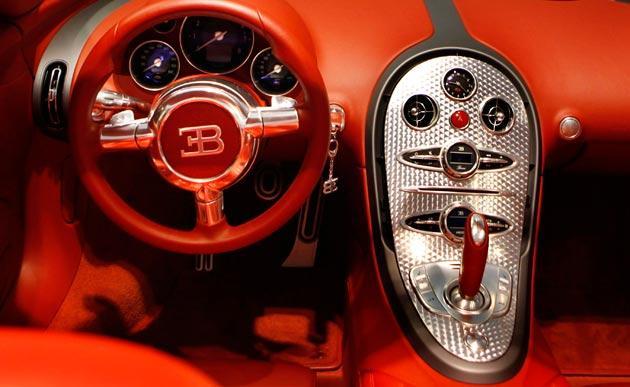 Bugatti Veyron India S Most Expensive Car