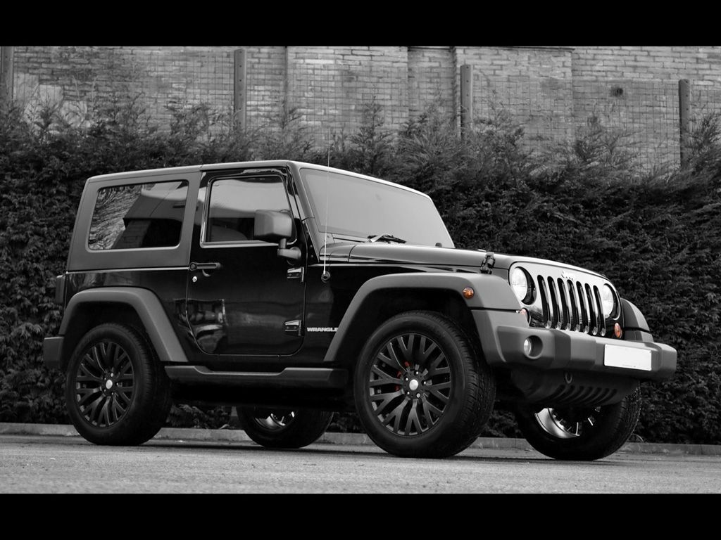 Kahn Design Jeep Wrangler 2011