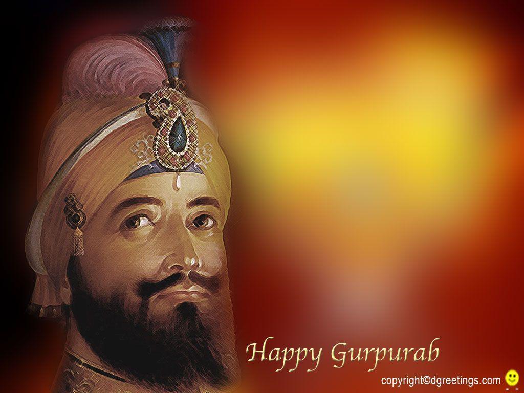 Parkash purab shri guru gobind singh ji - Shri guru gobind singh ji wallpaper ...