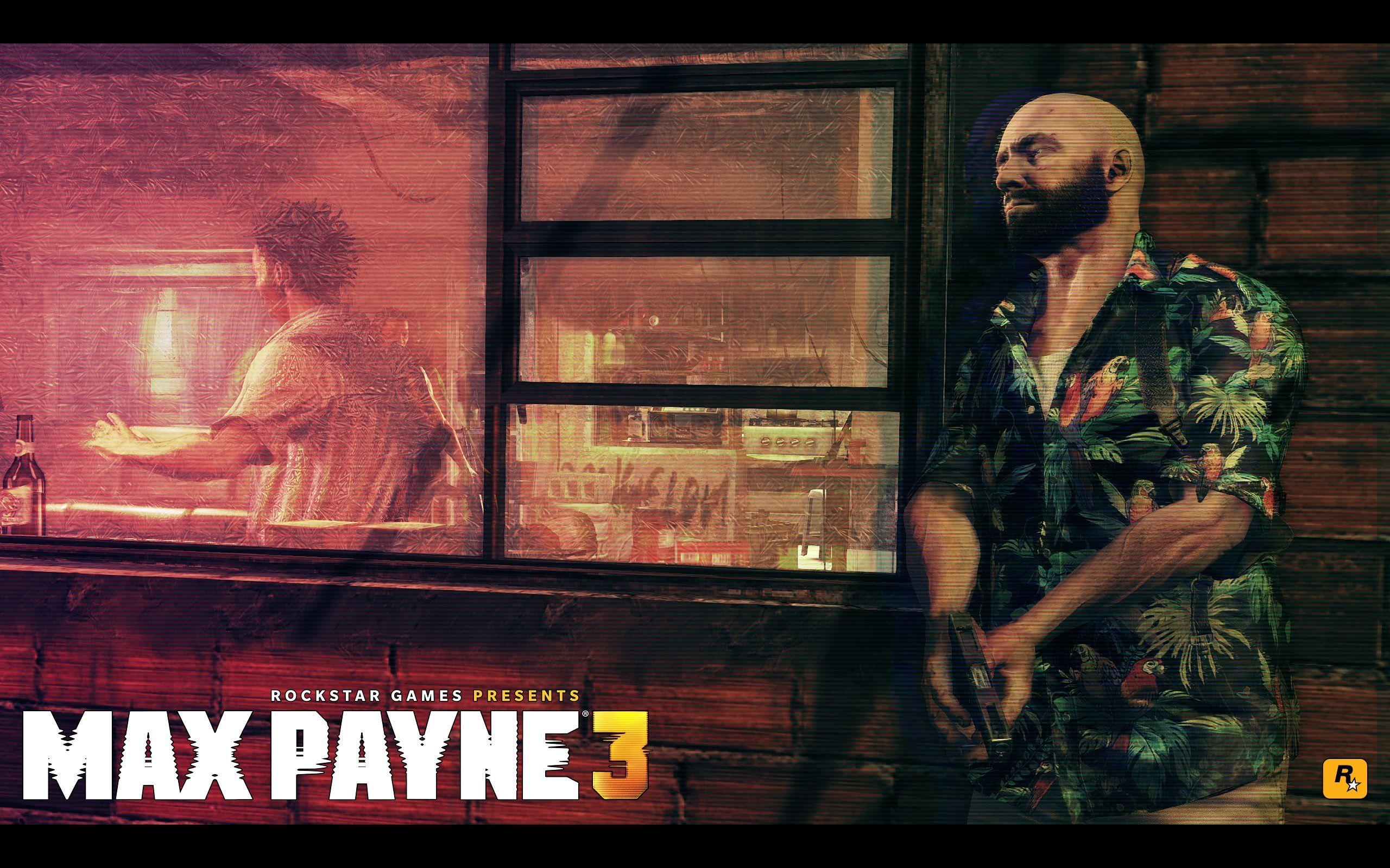Max Payne 3 Wallpapers Unp Me