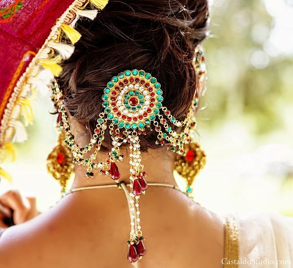 indian hair styles for party indian wedding hair accessories 3477 | 4indianweddinginspirationmaharanihairide 1