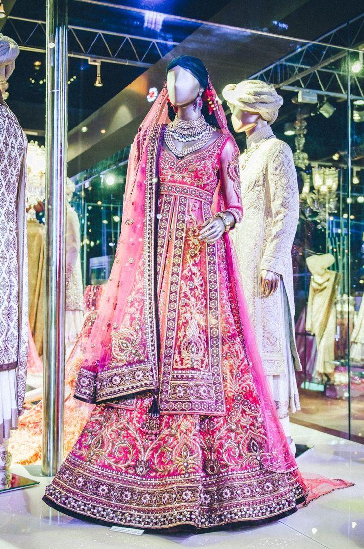 Punjabi Wedding Anarkali S