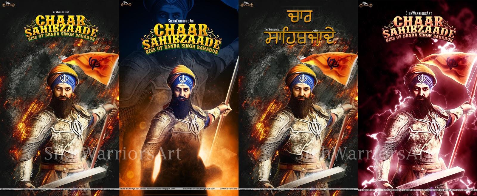 Chaar Sahibzaade Rise Of Banda Singh Bahadur