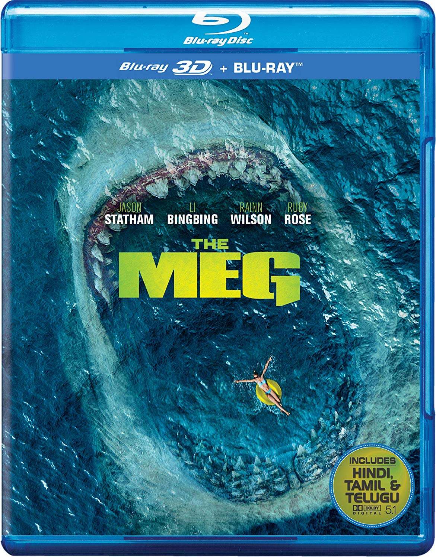 The Meg With Hindi,Tamil,Telugu DD5 1